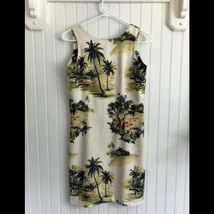Tommy Bahama tropical dress size 6